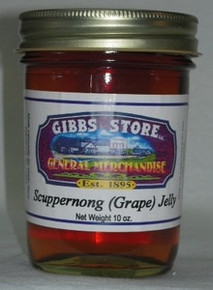 Scuppernong (Grape) Jelly