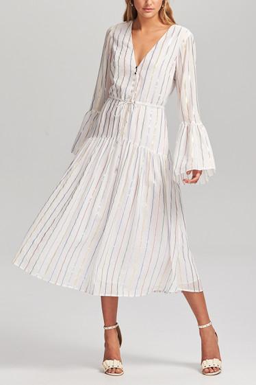 Prism Long Sleeve Dress