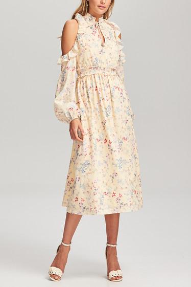 Le Bloom Midi Dress