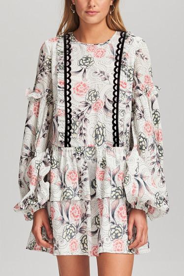 Valencia Long Sleeve Dress