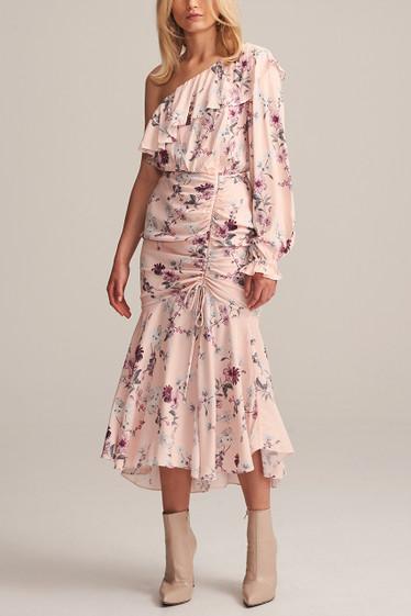 Dahlia One Shoulder Dress