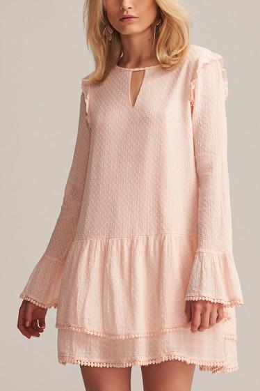 Jace Dobby Dress