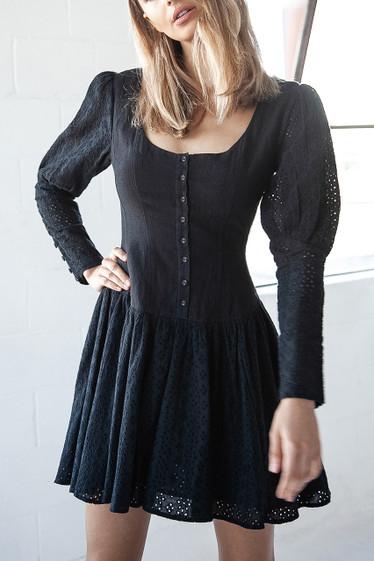 Baylee Dress, Black