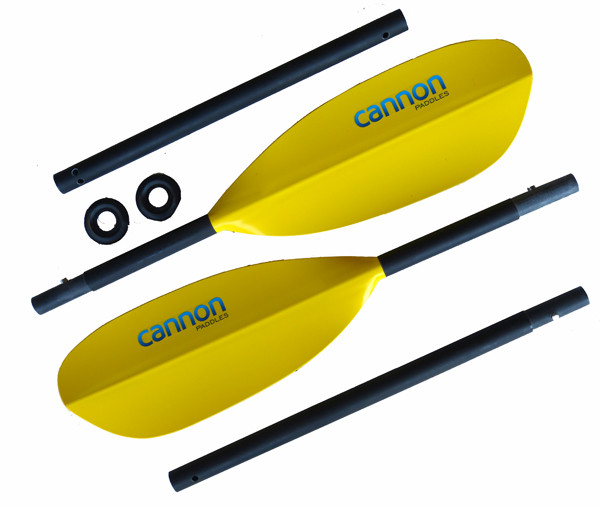 Cannon Cascade 4 pc Paddle