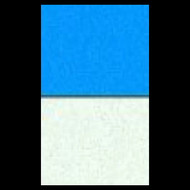 Pure Blue Coated Glow in the Dark Powder (35-65 micron)