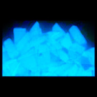 Pure Blue Glow in the Dark Rocks