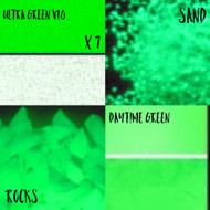 Ultra Green Sample Pack