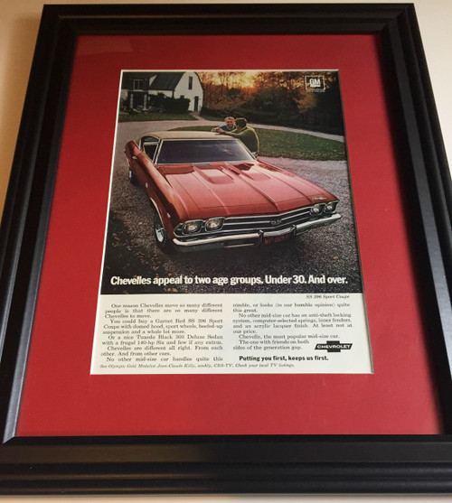 1969 69 Chevrolet Chevelle SS 396 Sport Coupe Vintage Ad Chevy  Car, cars, auto, autos, automobile, automobiles, horseless, carriage, carriages, motor, motorcar, motorcars, vehicle, vehicles, convertible, fast, back, backs, fastback, fastbacks, rag, ragtop, ragtops, sport, sports, hard, hardtop, hardtops, hatch, hatchback, hatchbacks, notch, notchback, notchbacks, station, wagon, wagons, town, woody, woodie, compact, coupe, coupes, limousine, limousines, sedan, sedans, muscle, stock, modified, hotrod, hotrods, hot, rod, rods, jalopy, junker, cream, puff, puffs, phaeton, phaetons, roadster, roadsters, tin lizzie, touring, subcompact, subcompacts, passenger, classic, historic, historical, antique, vintage, old, passenger