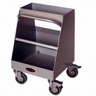 Aluminium Tool Box Single Shelf