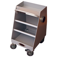 Aluminium Tool Box Double Shelf