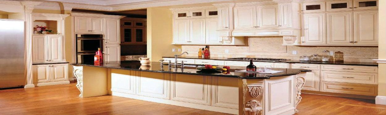 Custom Styles. Unlimited Accessories. Design Now! Ju0026K Chocolate Maple Glaze  Cabinets