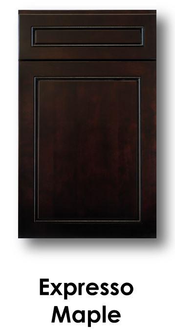 J&K Espresso Maple Door