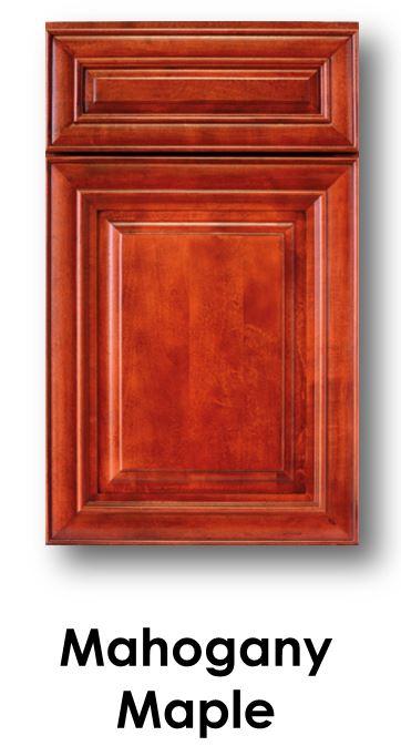 J&K Mahogany Maple Door