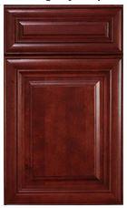 Mahogany Maple Door Sample