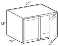 Charlton  W361524 Wall Cabinet