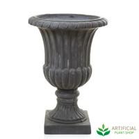 Grey Urn Planter