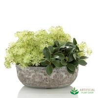 Sarah Floral Arrangement in Pot 15cm