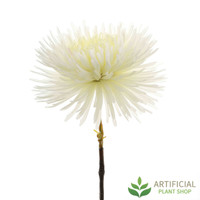 White Mum Spray 86cm (pack of 6)