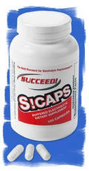Succeed! S Caps - Electrolyte Caps (Vegetarian)