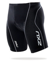 2XU Mens Endurance Tri Shorts