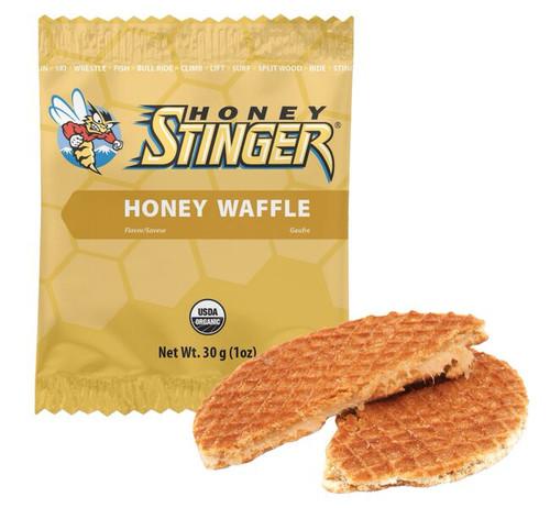 Honey Stinger Organic Waffles - 16/Box