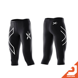 2XU Perform - Women's 3/4 Compression Tights
