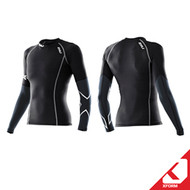 2XU XFORM - Women's Elite L/S Compression Top
