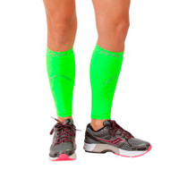 Zensah Calf and Shin Compression Sleeves - Reflect