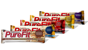 Purefit Nutrition Bars - Sample Pack
