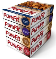 PureFit Nutrition Bars - 3 Box Combo