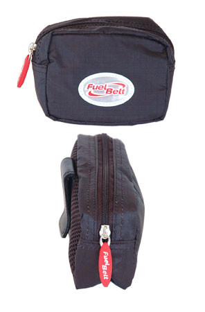Fuel Belt Ripstop Zipper Pocket - Grip Clip