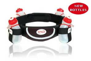 2011 Fuel Belt Endurance 4-Bottle Belt