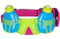 Fuel Belt Helium H2O - One Size Fits All - Lagoon Green / Honolulu Blue / Maui Pink