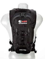 Geigerrig RIG 500 Ballistic Black