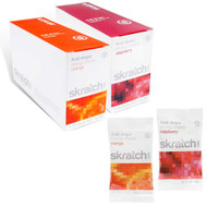 Skratch Labs Drops Energy Chews - Raspberry and Orange