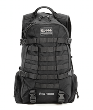 Geigerrig RIG 1600 Tactical - Black