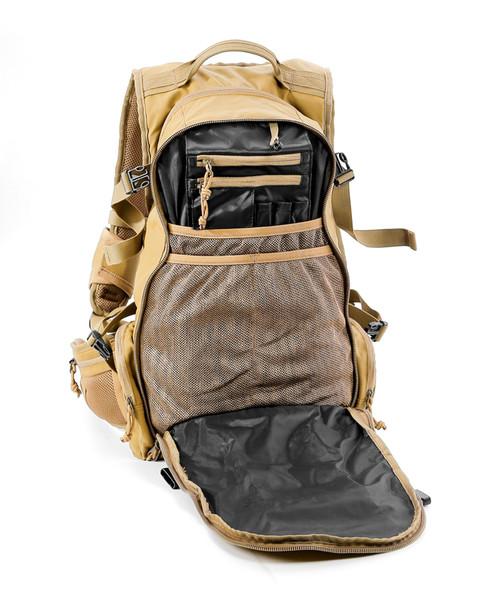 Geigerrig RIG 1600 Tactical - Open