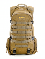 Geigerrig RIG 1600 Tactical - Coyote Tan