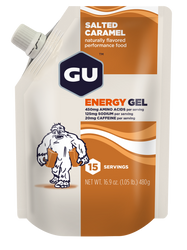 GU Energy Gel - 15 Serving Pouch