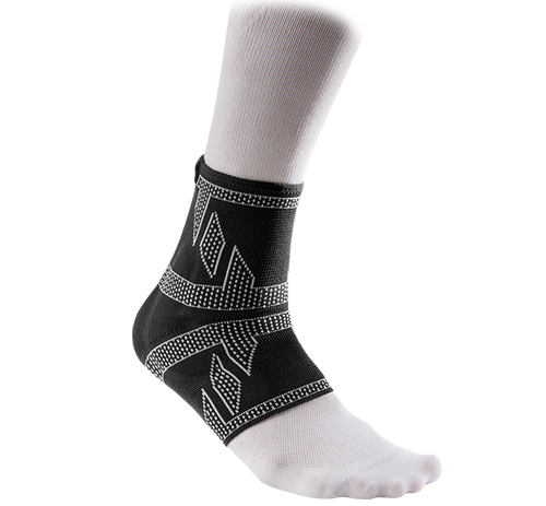 McDavid Level 2 Ankle Sleeve w/ 4 Way Elite Elastic - 5132