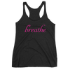 Breathe Women's Tank Top - Soft Racer Back Yoga Tank