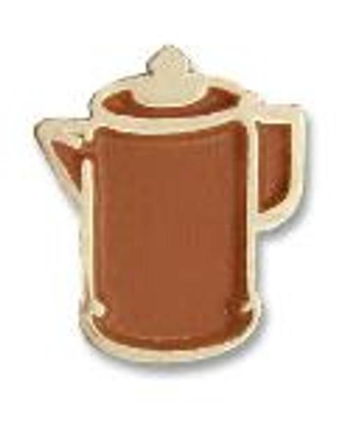 """Copper Coffee Pot 3/8"""""""