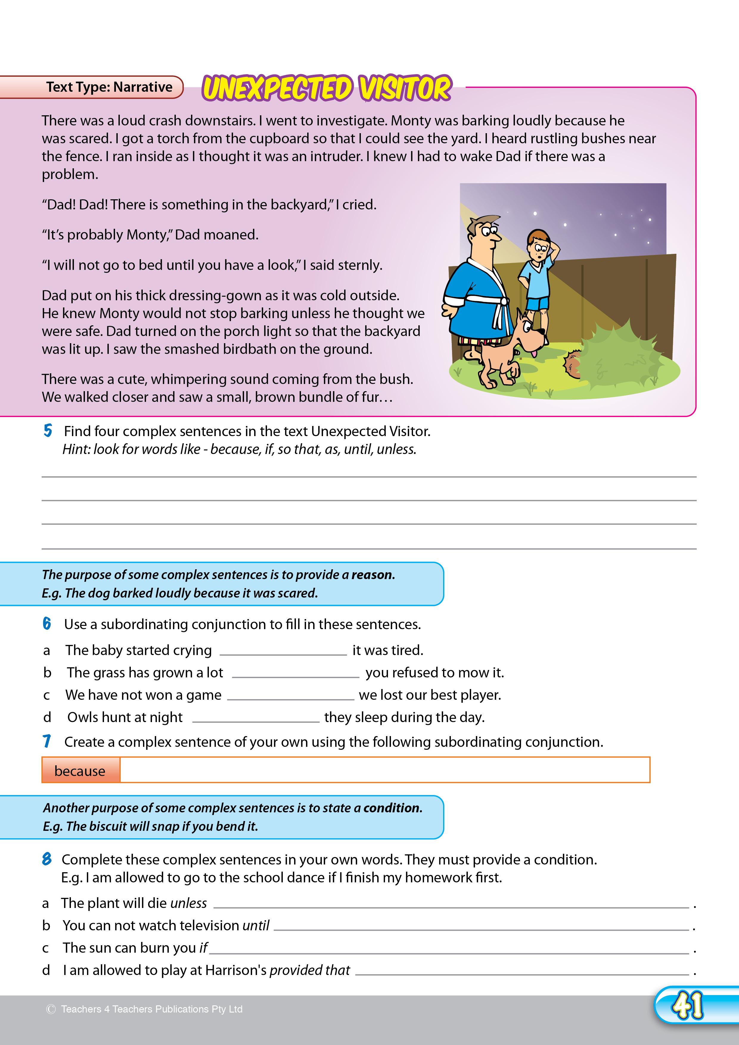 grammar conventions teachers 4 teachers publications pty ltd
