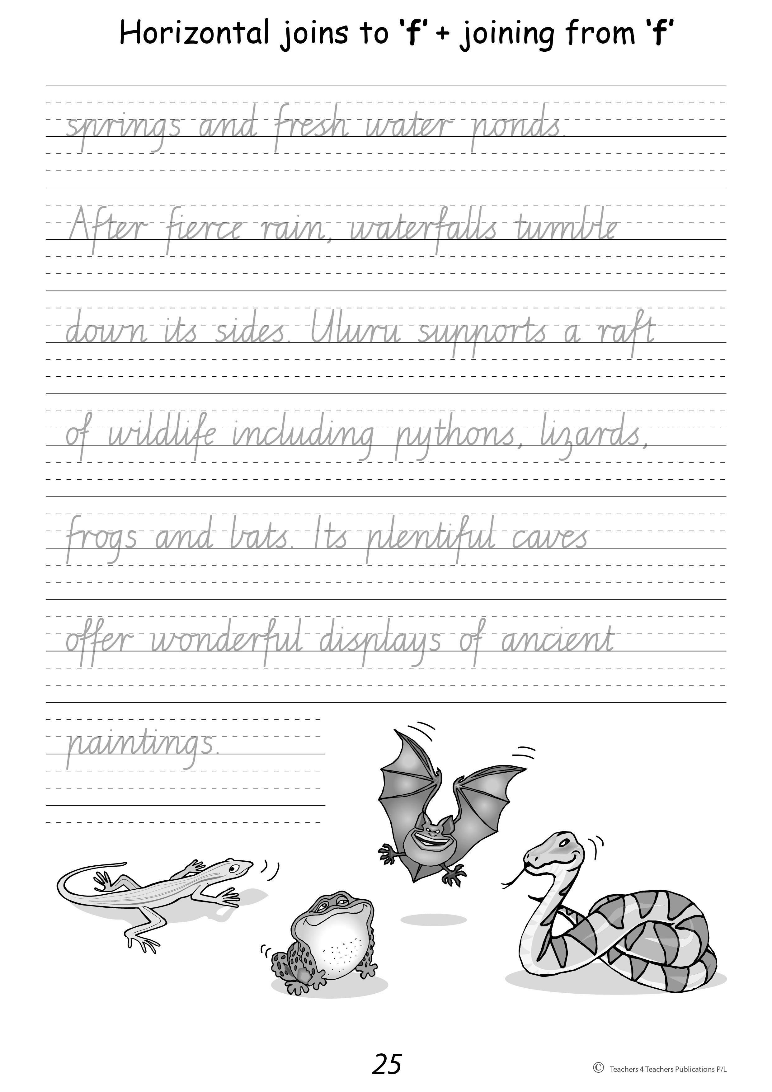 NAPLAN – writing test