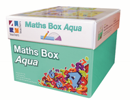 Maths Box Aqua