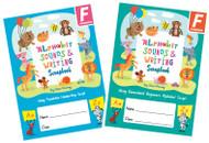 Alphabet Sounds and Writing Scrapbook