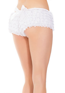 Ruffled Booty Short