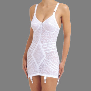 Rago Shapewear Body Briefer with Extra Firm Shaping