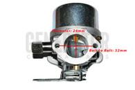 Carburetor 632113A 632113 For Tecumseh HS40 HSSK40 Engine Motors