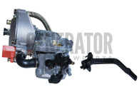 Carburetor Honda Gx160 Dual Fuel LPG NG Biogas Coversion Kit Generators